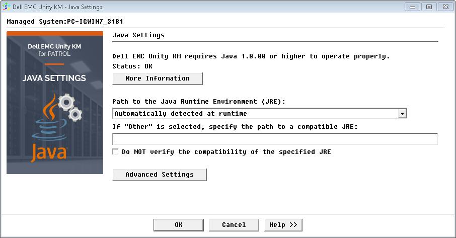 Dell EMC Unity KM - Configuring Dell EMC Unity KM